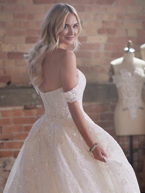 Sottero and Midgley Wedding Dress Zartasha 21SV864A01 Alt052