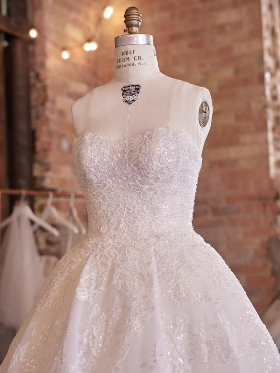 Sottero and Midgley Wedding Dress Zartasha 21SV864A01 Alt101