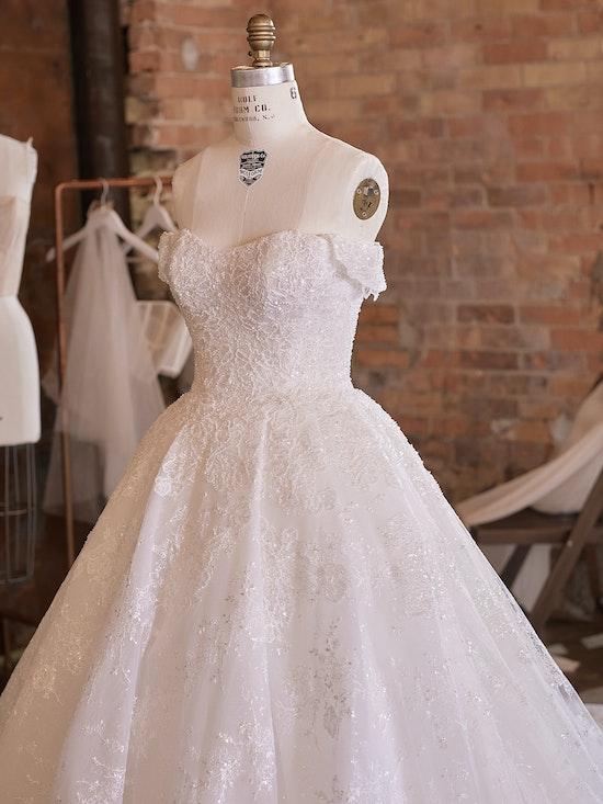 Sottero and Midgley Wedding Dress Zartasha 21SV864A01 Alt102