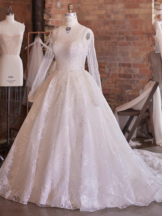 Sottero and Midgley Wedding Dress Zartasha 21SV864A01 Alt103