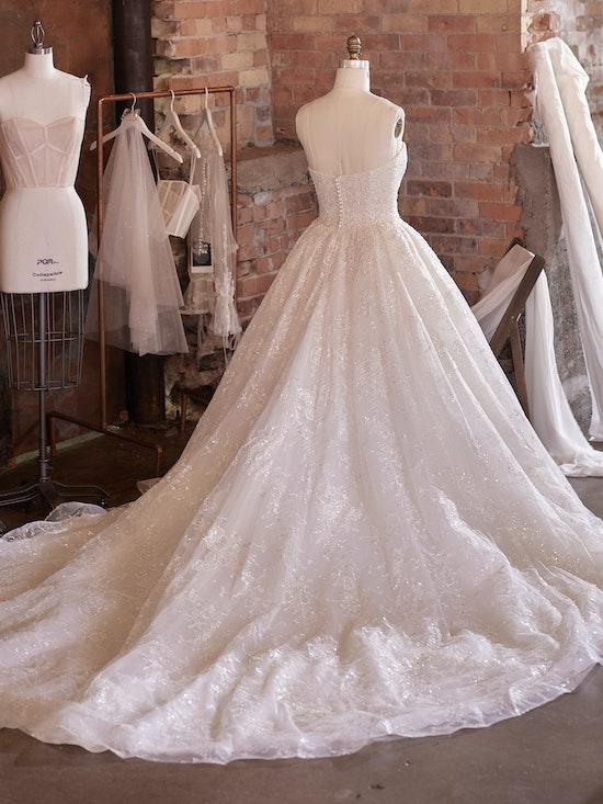 Sottero and Midgley Wedding Dress Zartasha 21SV864A01 Alt106