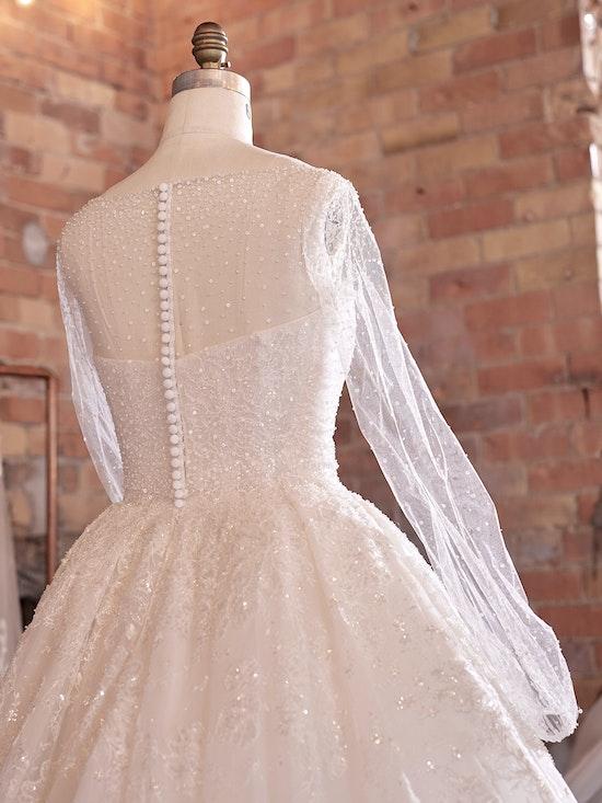 Sottero and Midgley Wedding Dress Zartasha 21SV864A01 Alt108