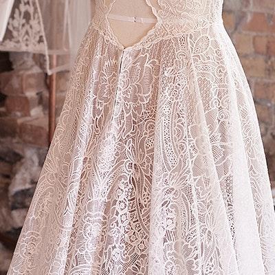 Sottero and Midgley Wedding Dress Petra 21SC797 bp07 Closure