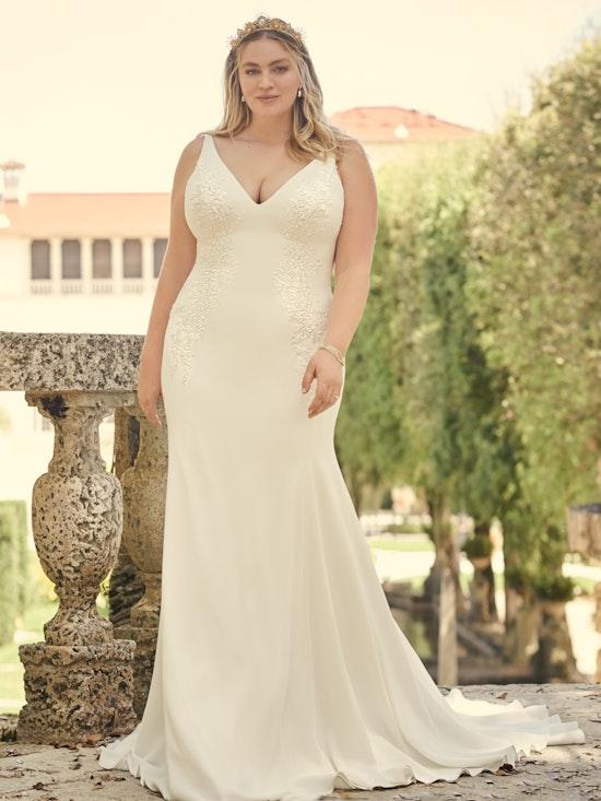 Maggie Sottero Wedding Dress Adrianna 21MS803A01 Alt4