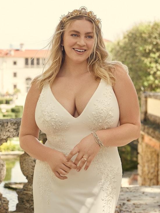 Maggie Sottero Wedding Dress Adrianna 21MS803A01 Alt5
