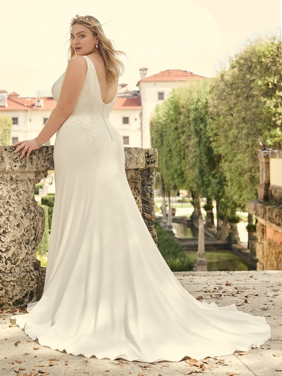 Maggie Sottero Wedding Dress Adrianna 21MS803A01 Alt6
