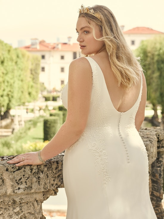 Maggie Sottero Wedding Dress Adrianna 21MS803A01 Alt7