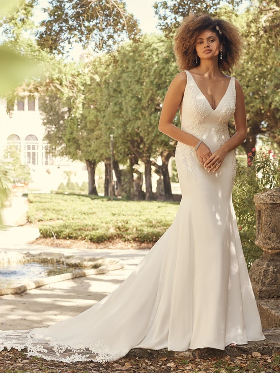 Maggie Sottero Wedding Dress Adrianna 21MS803A11 Alt1