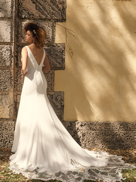 Maggie Sottero Wedding Dress Adrianna 21MS803A11 Alt2