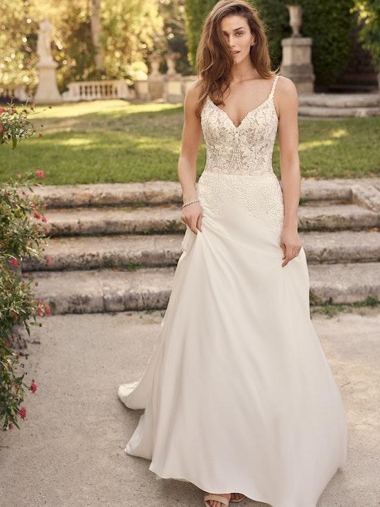 Maggie Sottero Wedding Dress Agnes 21MS821A01 Alt1