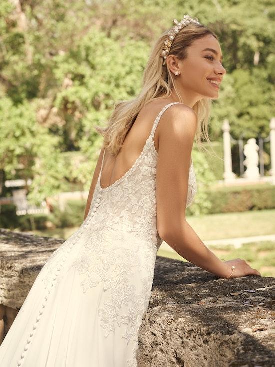 Maggie Sottero Wedding Dress Agnes 21MS821A01 Alt2