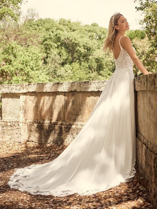 Maggie Sottero Wedding Dress Agnes 21MS821A01 Alt3