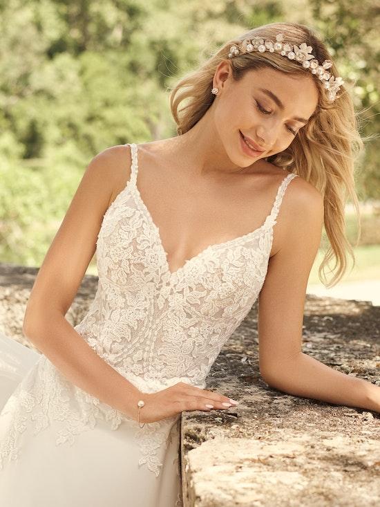 Maggie Sottero Wedding Dress Agnes 21MS821A01 Alt4