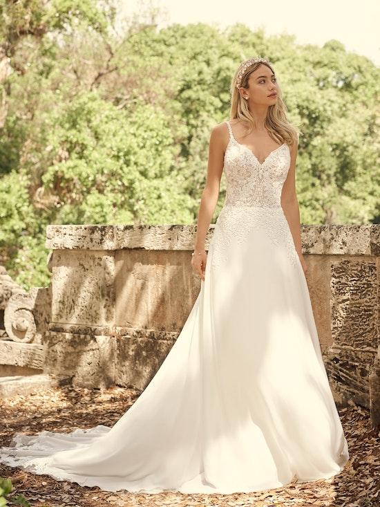 Maggie Sottero Wedding Dress Agnes 21MS821A01 Alt5