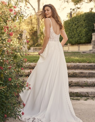 Maggie Sottero Wedding Dress Agnes 21MS821A01 Main