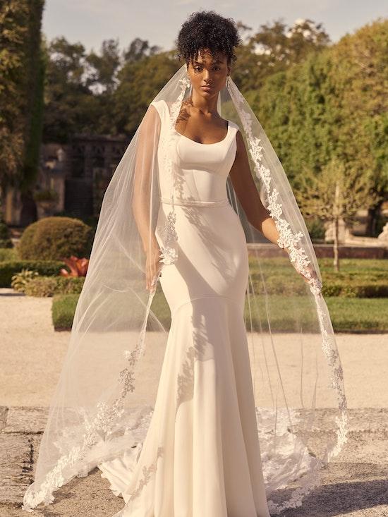 Maggie Sottero Wedding Dress Astley 21MW751A01 Alt4
