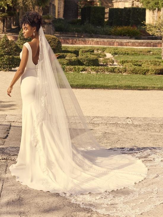 Maggie Sottero Wedding Dress Astley 21MW751A01 Alt5