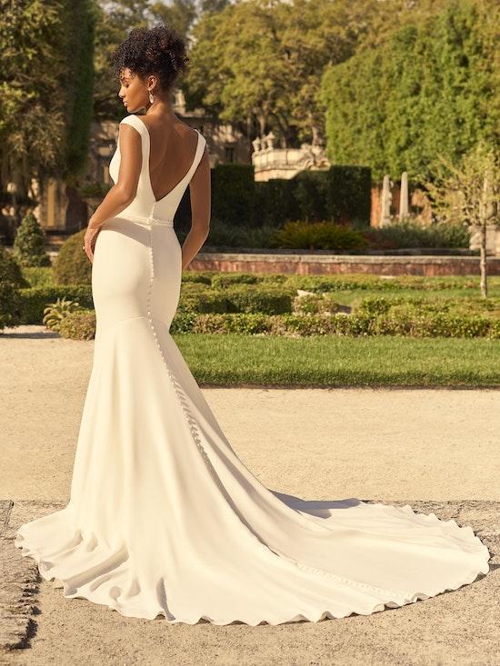 Maggie Sottero Wedding Dress Astley 21MW751A01 Alt6