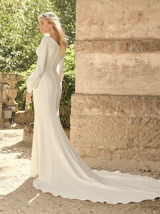 Maggie Sottero Wedding Dress Azarliah 21MS794A01 Alt2