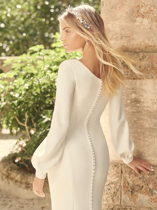 Maggie Sottero Wedding Dress Azarliah 21MS794A01 Alt3
