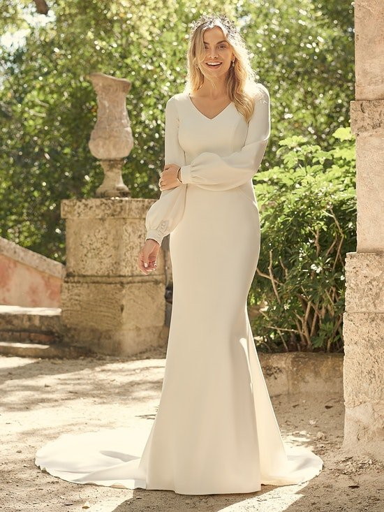 Maggie Sottero Wedding Dress Azarliah 21MS794A01 Main