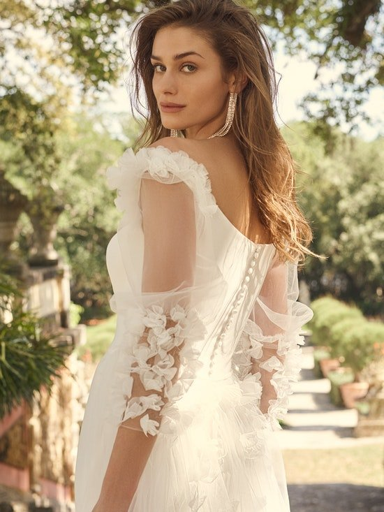 Maggie Sottero Wedding Dress Bevan 21MW837A01 Alt4