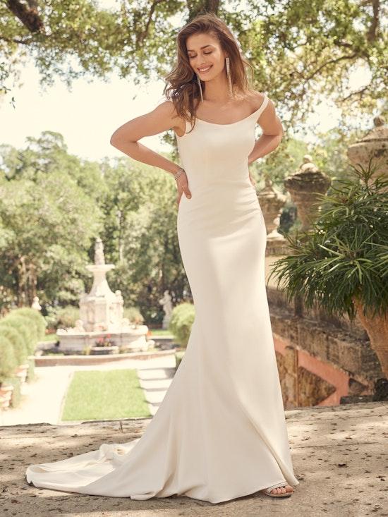Maggie Sottero Wedding Dress Bevan 21MW837A01 Alt5