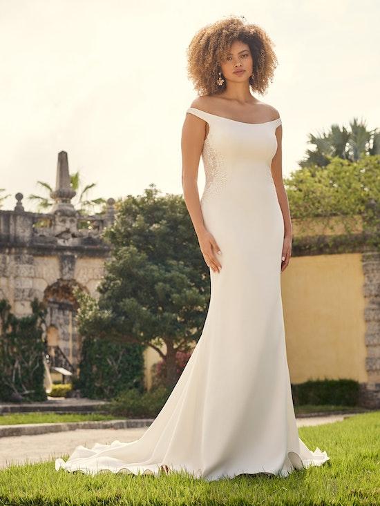 Maggie Sottero Wedding Dress Bevan 21MW837B01 Alt7