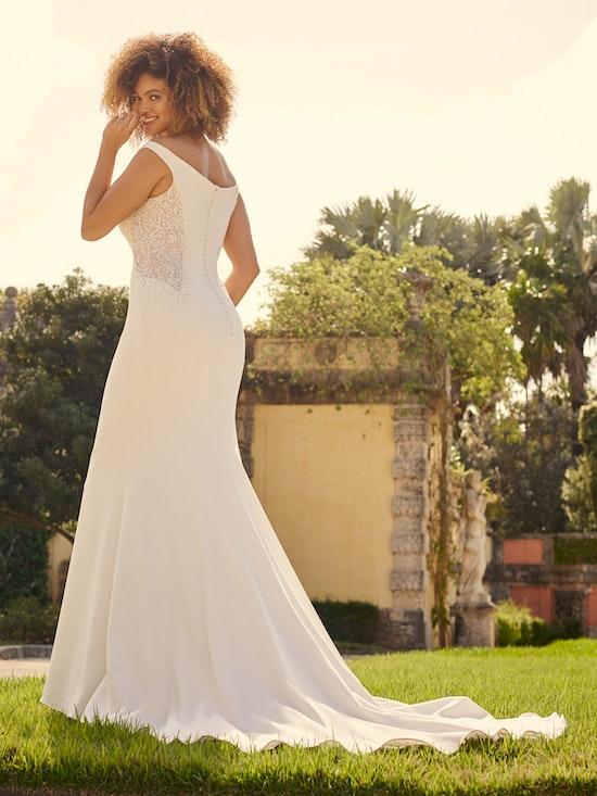 Maggie Sottero Wedding Dress Bevan 21MW837B01 Alt8
