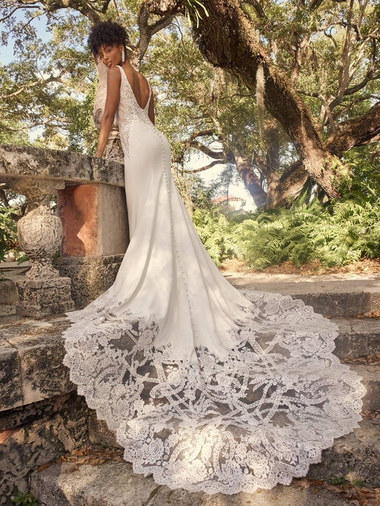 Maggie Sottero Wedding Dress Cairo 21MC814A01 Alt2