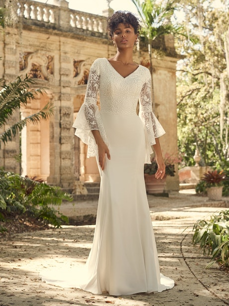 Maggie Sottero Wedding Dress Dalton 21MS856A01 Main