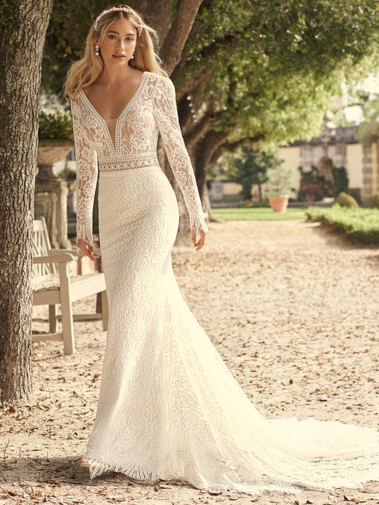 Maggie Sottero Wedding Dress Drita 21MK868A01 Alt1