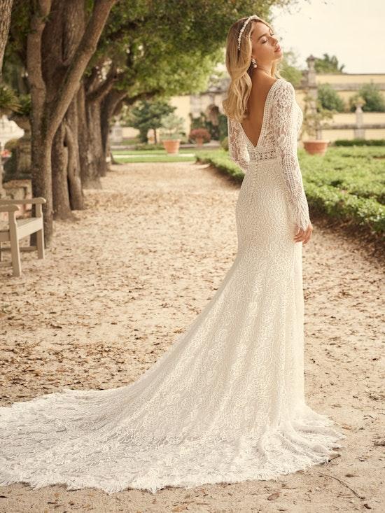 Maggie Sottero Wedding Dress Drita 21MK868A01 Alt3