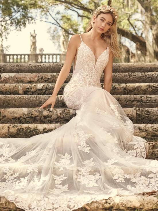 Maggie Sottero Wedding Dress Fontaine 21MZ767A01 Alt2