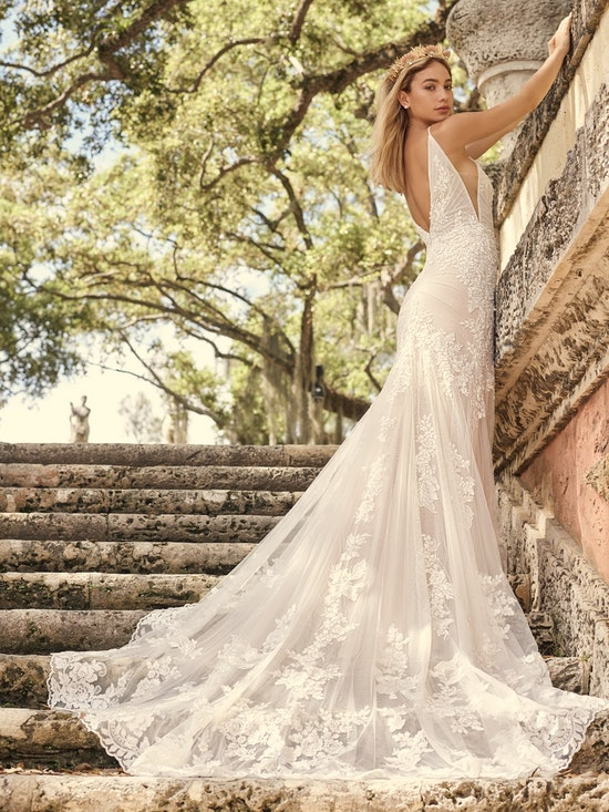 Maggie Sottero Wedding Dress Fontaine 21MZ767A01 Alt5