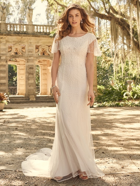 Maggie Sottero Wedding Dress Garnett 21MT858A01 Alt1