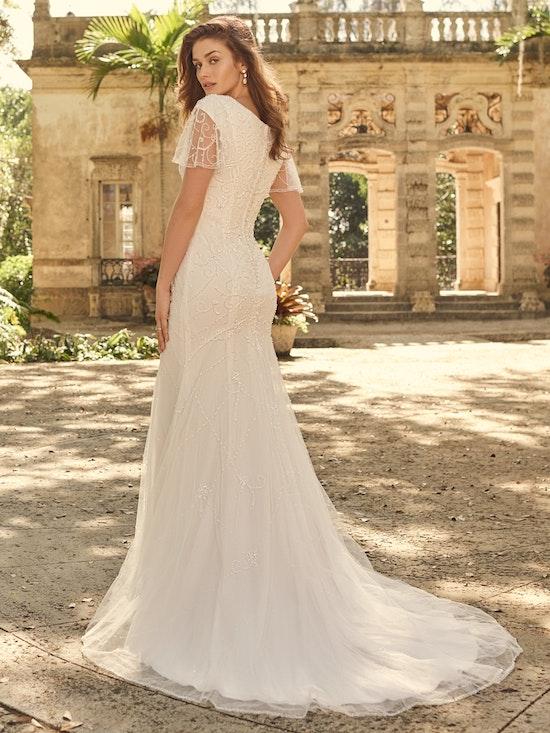 Maggie Sottero Wedding Dress Garnett 21MT858A01 Alt2