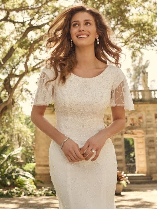 Maggie Sottero Wedding Dress Garnett 21MT858A01 Main