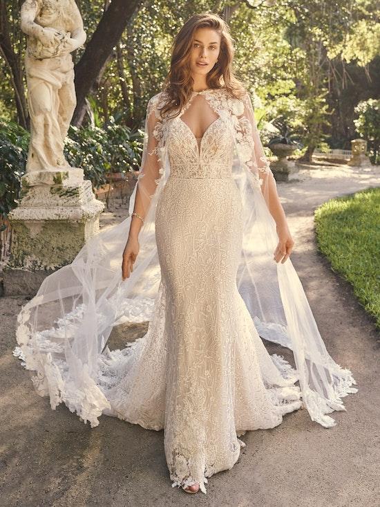 Maggie Sottero Wedding Dress Gretna 21MT764A01 Alt4