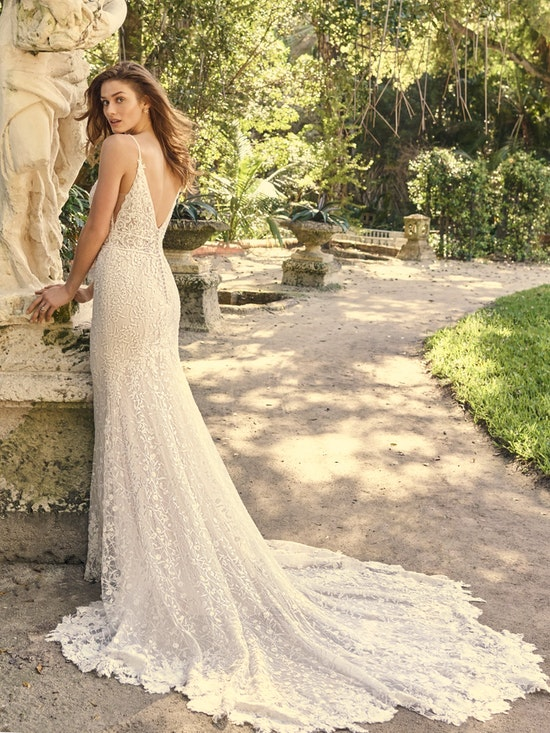 Maggie Sottero Wedding Dress Gretna 21MT764A01 Alt9