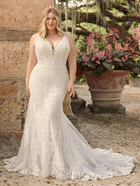Maggie Sottero Wedding Dress January 21MS754A01 Alt4