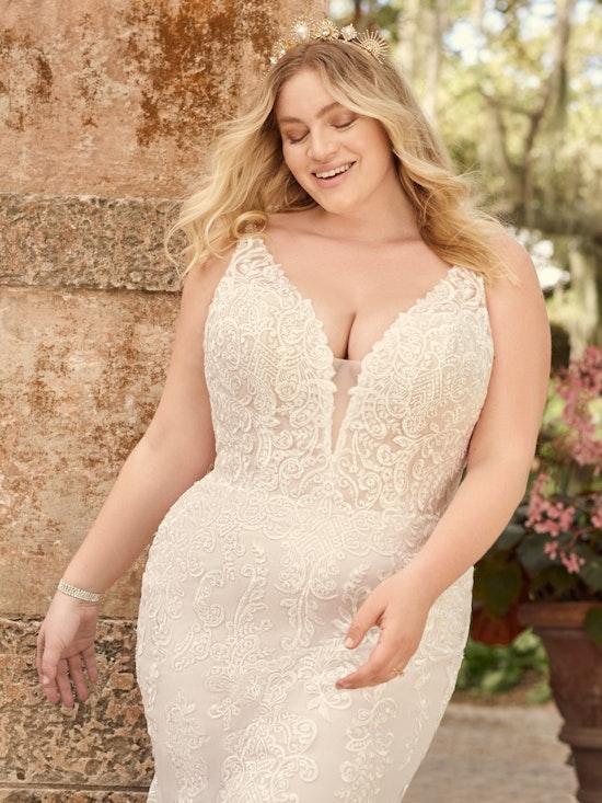 Maggie Sottero Wedding Dress January 21MS754A01 Alt5
