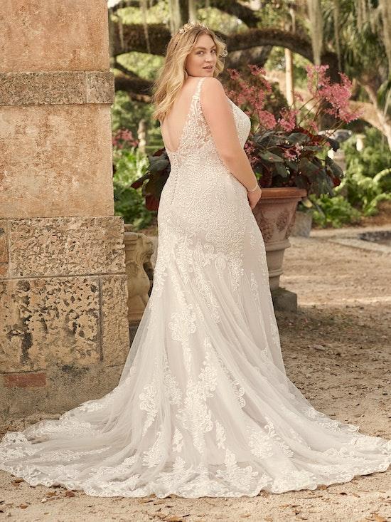 Maggie Sottero Wedding Dress January 21MS754A01 Alt6