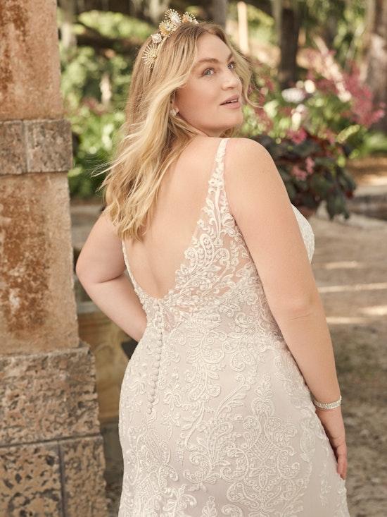 Maggie Sottero Wedding Dress January 21MS754A01 Alt7