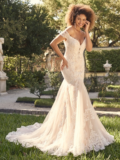 Maggie Sottero Wedding Dress Keeva 21MS788A01 Main