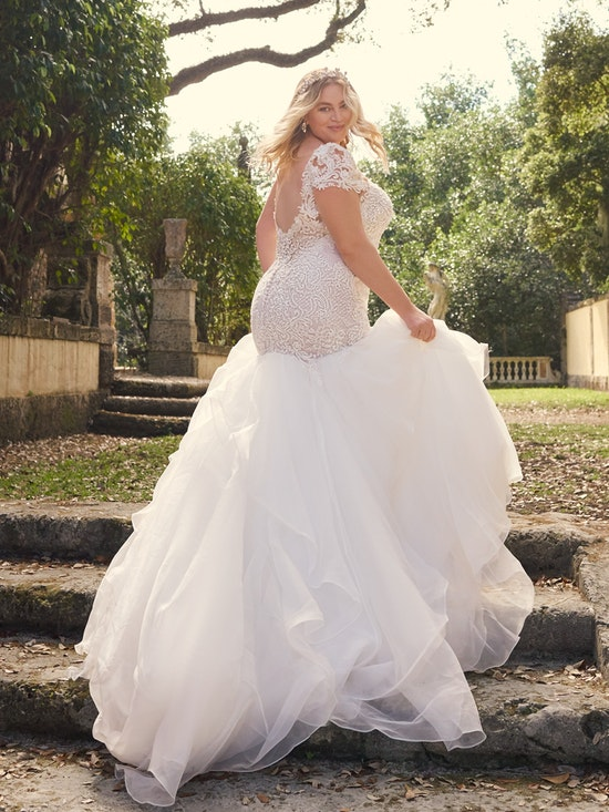 Maggie Sottero Wedding Dress Lunaria 21MC817A01 Alt2