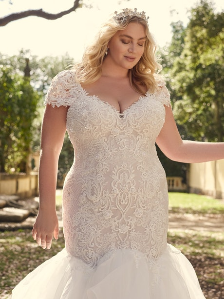 Maggie Sottero Wedding Dress Lunaria 21MC817A01 Main