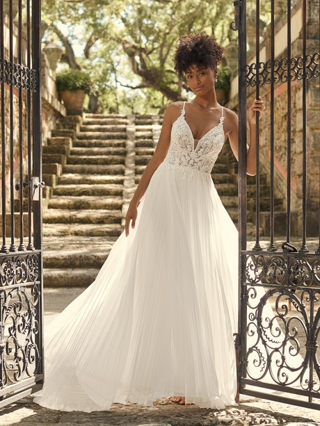 Maggie Sottero Wedding Dress Margery 21MT771A01 Main