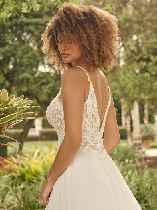Maggie Sottero Wedding Dress Margery 21MT771B01 Alt9