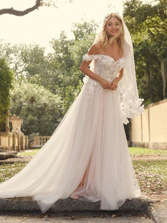 Maggie Sottero Wedding Dress Mirra 21MN810A01 Alt2